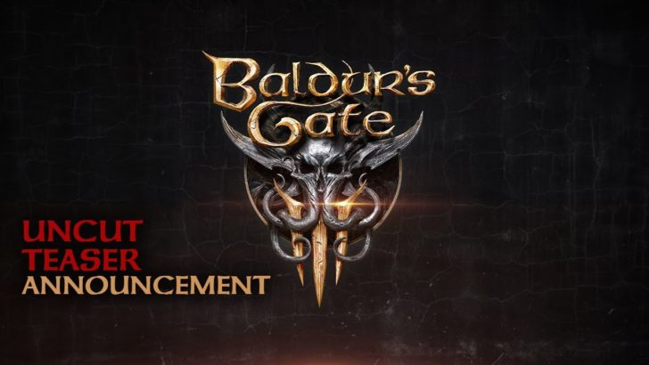 GoogleSTADIAローンチタイトル:Baldur's Gate III